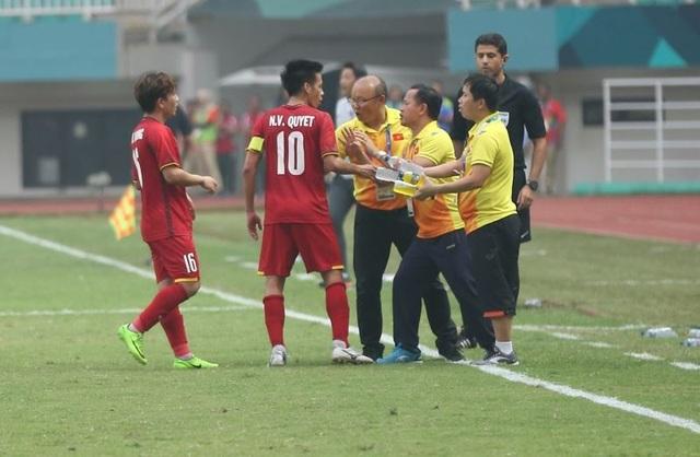 HLV Park Hang Seo không trách học trò sau trận thua Hàn Quốc