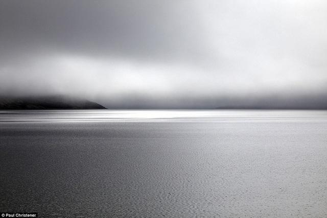 """Bức ảnh có tên """"Đi tìm sự im lặng"""", chụp ở Greenland."""