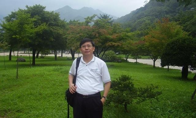 PGS.TS. Bùi Mạnh Hùng - Chủ tịch hội đồng quốc gia thẩm định tài liệu Tiếng Việt lớp 1 – Giáo dục Công nghệ.