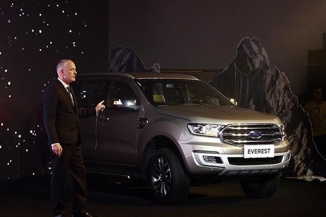 Ford Everest trở lại thị trường Việt Nam với giá 1,1 tỉ đồng - 3
