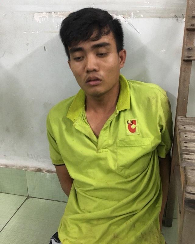 Đối tượng Nguyễn Nhựt Đông.
