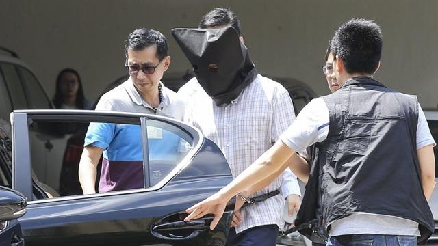 Khaw Kim-sun bị cáo buộc sát hại vợ và con gái bằng khí độc để đến với tình nhân trẻ. (Ảnh: SCMP)
