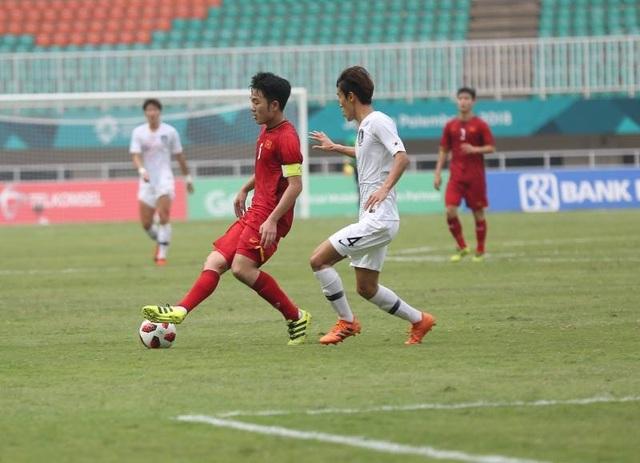 Ông Vinh tin vào chiến thắng của Olympic Việt Nam trước UAE trong trận tranh HCĐ (ảnh: Huyền Trang)