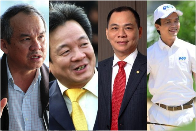 Bên cạnh các ông bầu kỳ cựu, nền bóng đá Việt Nam đang xuất hiện những ông bầu mới