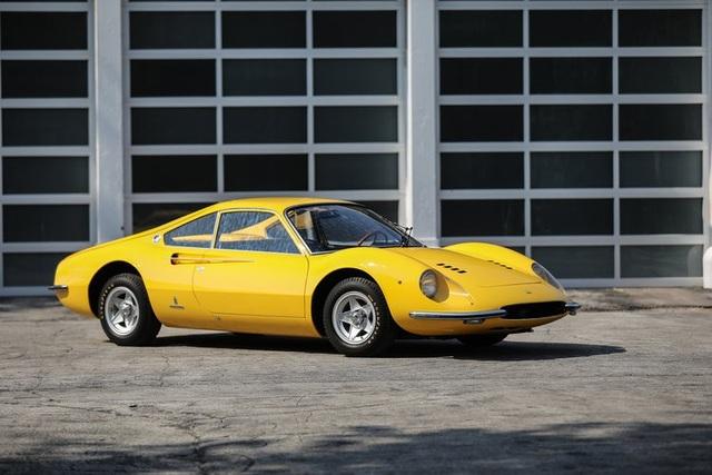 Chiêm ngưỡng những chiếc xe cổ siêu đắt, siêu hiếm tại Mỹ - 12