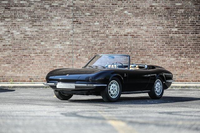 Chiêm ngưỡng những chiếc xe cổ siêu đắt, siêu hiếm tại Mỹ - 16