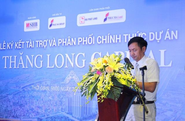 Phúc Hà Group ra mắt dự án Thăng Long Capital - 2