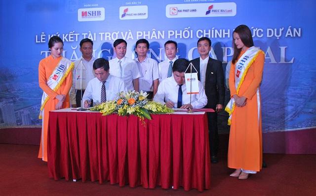 Phúc Hà Group ra mắt dự án Thăng Long Capital - 3