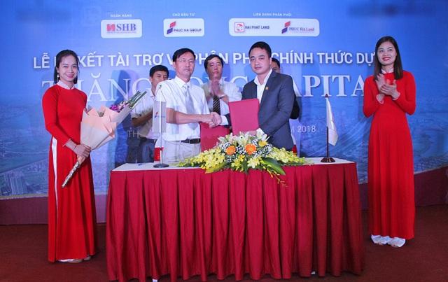 Phúc Hà Group ra mắt dự án Thăng Long Capital - 4