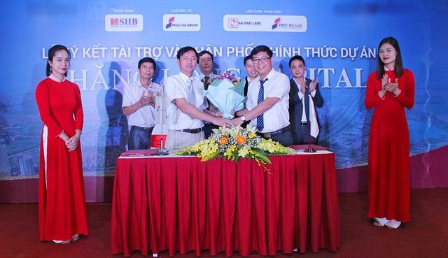 Phúc Hà Group ra mắt dự án Thăng Long Capital - 5