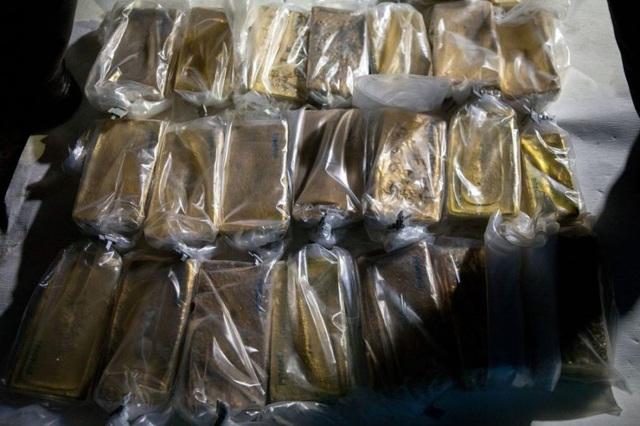 Venezuela sắp dùng vàng để thay thế các khoản tiết kiệm trong bối cảnh siêu lạm phát. (Nguồn: Bloomberg)