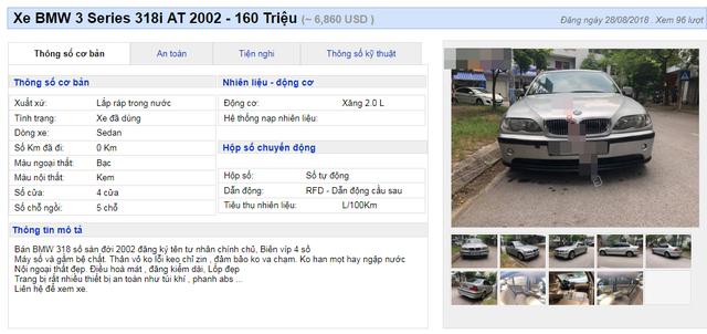 Để cạnh tranh với xe cỏ và kéo khách của xe đời mới, hầu hết các dòng xe cũ này đều được bán với giá siêu rẻ.