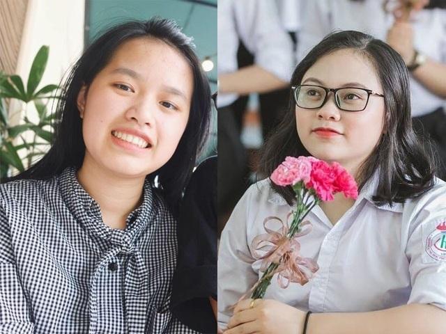 """Hai nữ sinh Nguyễn Hà Linh (bên trái) và Trần Hà Linh đã sáng lập nên chương trình trại hè """"The Avocago Adventure""""."""