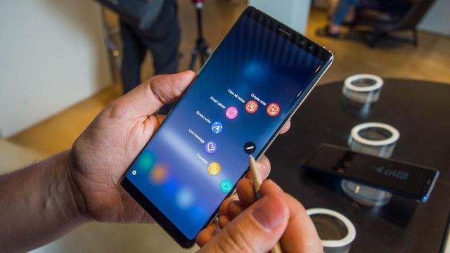 Đặt ngay Galaxy Note mới tại Thế Giới Di Động, nhận bộ quà 6 triệu và trở thành người đầu tiên sở hữu siêu phẩm mới của Samsung - Nguồn: thekashmirmonitor.net