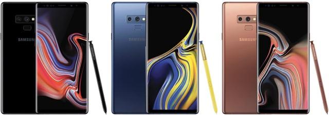 Note mới có thể sẽ có 3 màu thời trang là đen, xanh và vàng - Nguồn:merca20.com