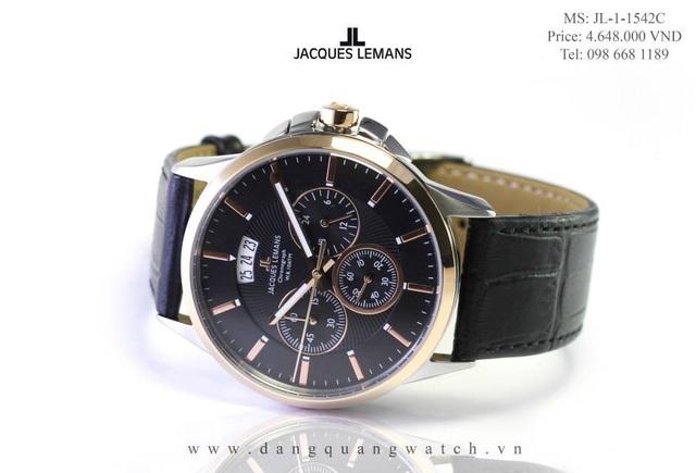 Ưu đãi giảm ngay 10% khi sắm đồng hồ Jacques Lemans ngay trong tháng này - 4