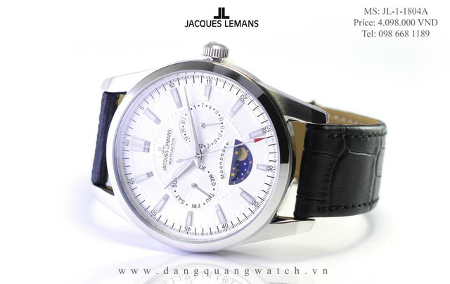 Mới đây, để chào một mùa thu đang tới, Đăng Quang Watch giảm giá lớn lên đến 20%, trong đó giảm giá 10% toàn bộ sản phẩm Jacques Lemans, giảm 20% toàn bộ sản phẩm Stuhrling, cũng như tặng thẻ khách hàng thân thiết với nhiều ưu đãi hấp dẫn.