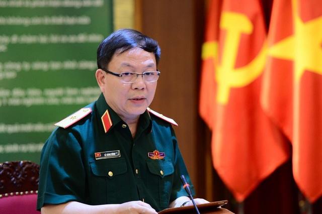 Thiếu tướng Lê Đăng Dũng, phụ trách Chủ tịch, Tổng giám đốc Tập đoàn Viettel giai đoạn 4.0