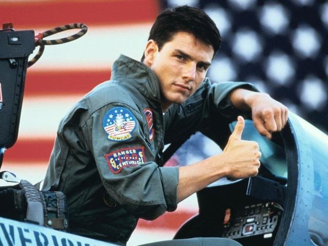 """Tom Cruise trở lại làm """"phi công siêu đẳng"""" trong """"Top Gun 2"""" - 1"""