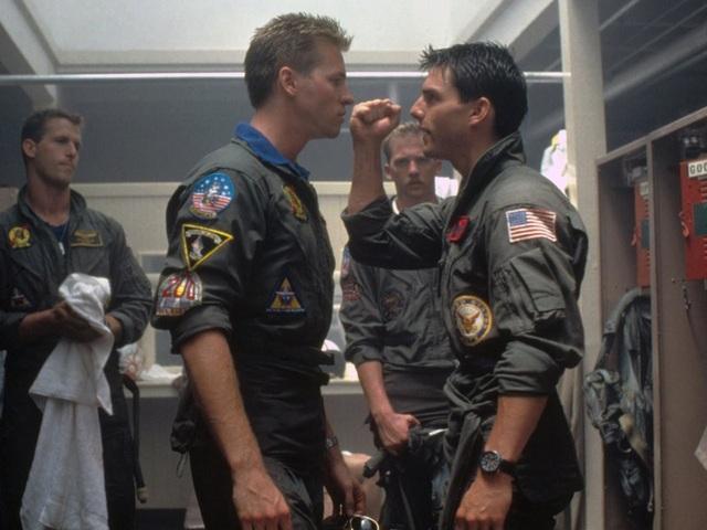 Tom Cruise và Val Kilmer sẽ tái hiện lại vai diễn năm xưa.