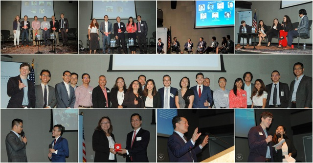 Hội thảo quy tụ hơn 30 cá nhân người Việt nổi bật ở nhiều công ty, tập đoàn, các trường Đại học hàng đầu tại Mỹ chia sẻ về hành trình tìm việc và phát triển sự nghiệp trong các lĩnh vực học thuật, khoa học-kỹ thuật, kinh doanh, và khởi nghiệp.