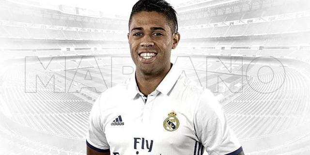 Real Madrid mua lại Mariano Díaz chỉ sau 1 mùa giải