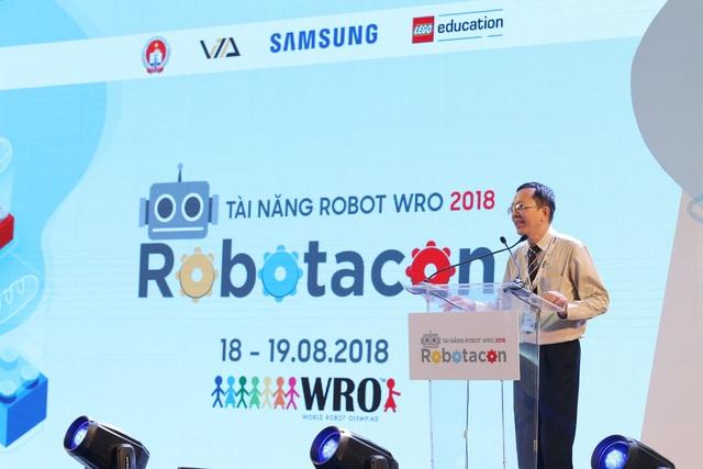 STEM và cuộc sáng tạo khoa học Robotacon 2018 dành cho giới trẻ - 1