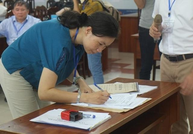 Đến nay các cơ quan chức năng vẫn chưa có kết luận cuối cùng về vụ gian lận thi THPT quốc gia 2018 tại Hà Giang, Sơn La.