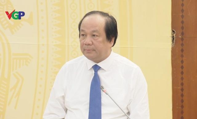 Bộ trưởng Mai Tiến Dũng: Việc quyết định xếp hạng di tích không nhằm mục đích xác lập hay chuyển quyền sở hữu tài sản trên đất và quyền sử dụng đất của di tích.