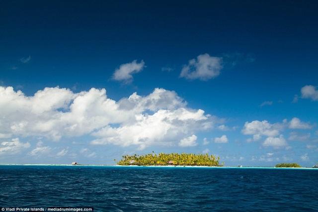 Khám phá hòn đảo thiên đường có giá 4,2 triệu đôla - 1