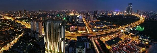 """Mỹ Đình – """"trung tâm"""" của quận Nam Từ Liêm, nơi có thị trường BĐS phát triển sôi động."""