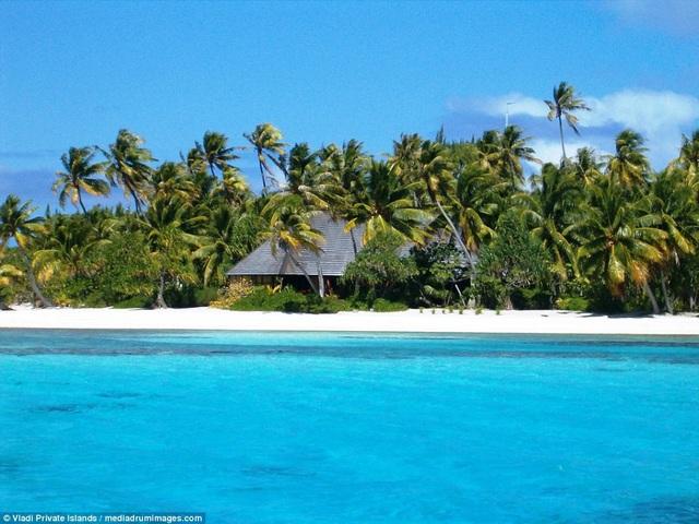 Khám phá hòn đảo thiên đường có giá 4,2 triệu đôla - 2