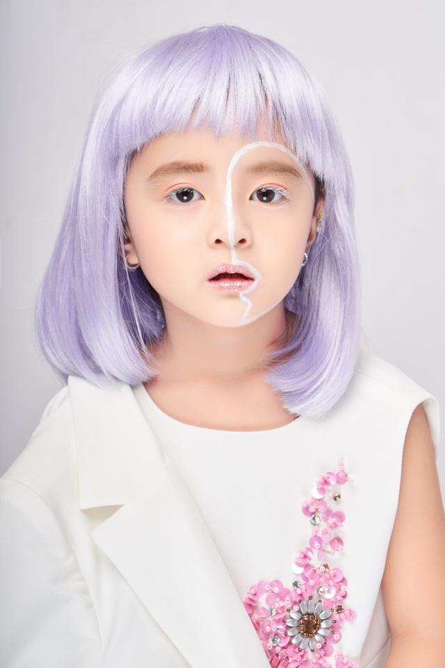 Nguyễn Thủy Tiên - Cô bé Hà Nội gây ấn tượng tại Miss baby Việt Nam 2018 - 2
