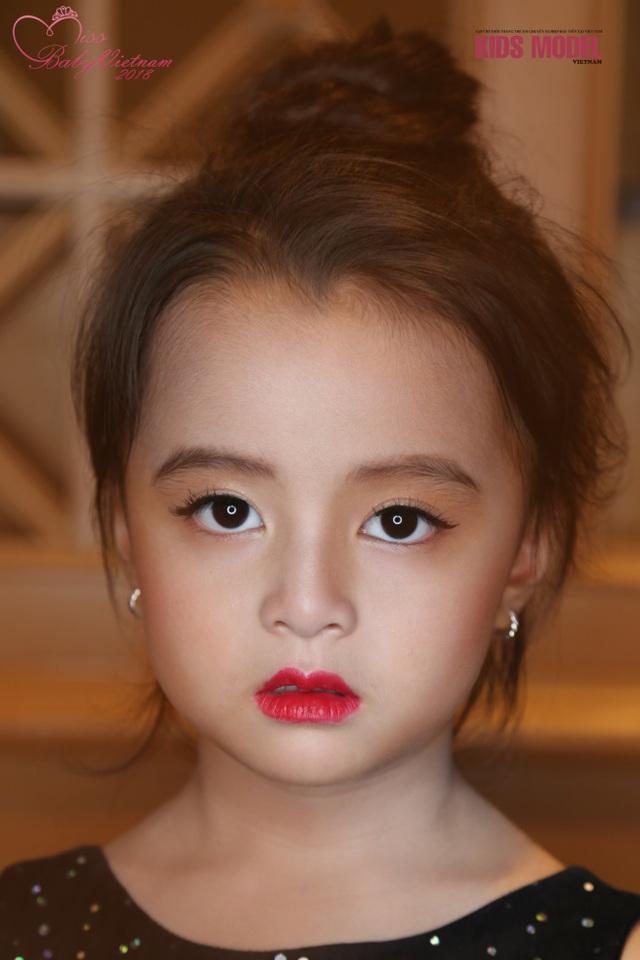 Nguyễn Thủy Tiên - Cô bé Hà Nội gây ấn tượng tại Miss baby Việt Nam 2018 - 5