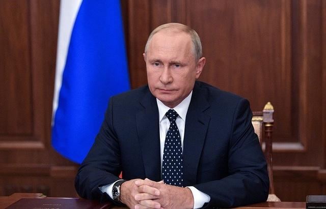 Tổng thống Nga kêu gọi tiến hành đổi mới hệ thống lương hưu - 1