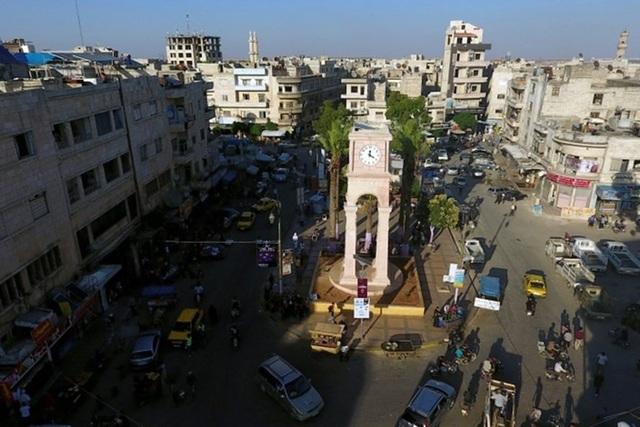 Quân đội Syria sẽ không tấn công thần tốc giải phóng Idlib. Ảnh: Reuters.