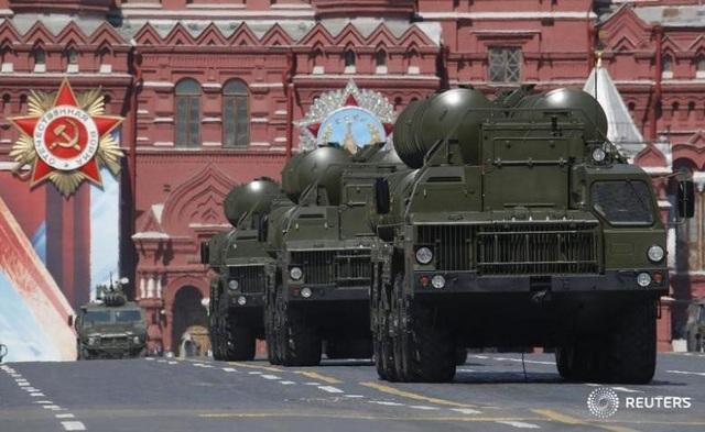 Hệ thống S-400 của Nga (Ảnh: Reuters)