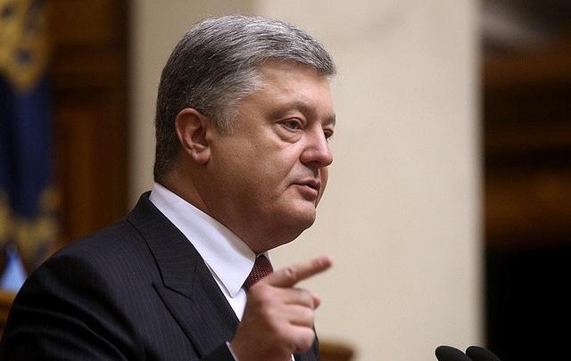 Tổng thống Ukraine Petro Poroshenko (Ảnh: Tass)