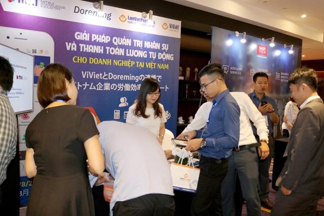 Ví Việt tham dự Ngày CNTT Nhật Bản – Japan ICT Day 2018 - 1
