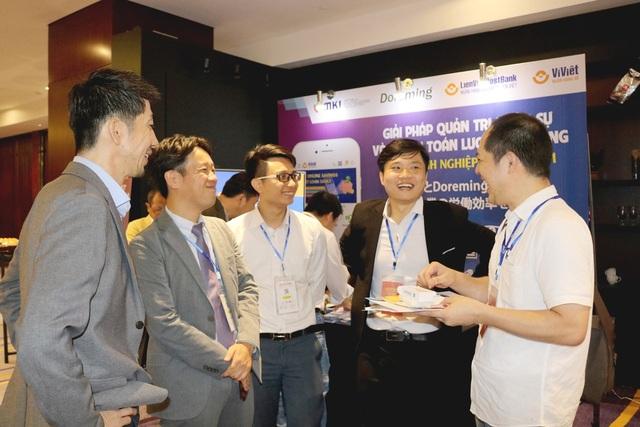 Ví Việt tham dự Ngày CNTT Nhật Bản – Japan ICT Day 2018 - 4