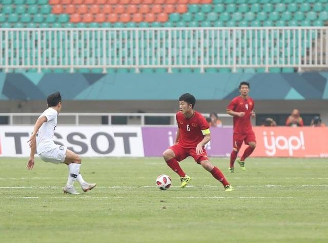 Xuân Trường chưa lấy được phong độ cao nhất ở Olympic Việt Nam