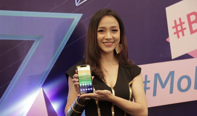 Mobiistar X chính thức ra mắt, giá 4,6 triệu đồng - 2