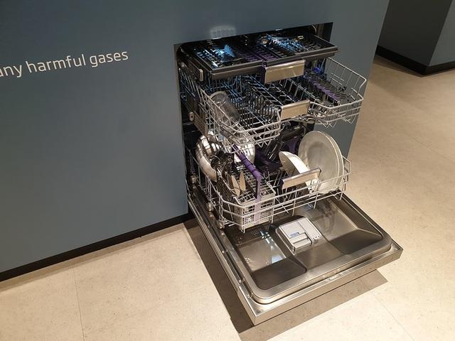 Máy rửa chén Beko có công nghệ IonGuard