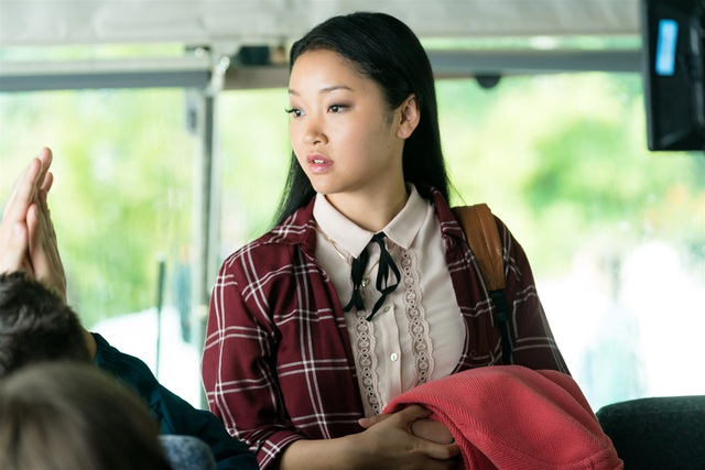 """Lana Condor trong phim """"To All the Boys Ive Loved Before"""""""