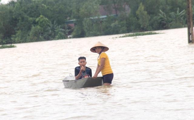 Nghệ An đề nghị Trung ương hỗ trợ hơn 600 tỷ đồng khắc phục hậu quả mưa bão - 2