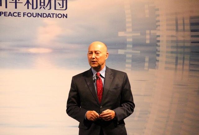 Cựu đô đốc Mỹ James Stavridis (Ảnh: Taiwan News)