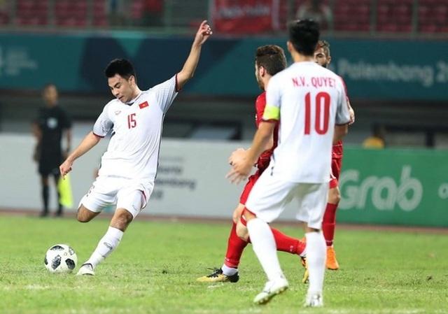 Đức Huy chia sẻ về vấn đề thể lực của Olympic Việt Nam trước trận gặp UAE