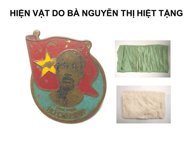 Cận cảnh những hiện vật quý về Bác Hồ tại Bảo tàng Hồ Chí Minh - 13