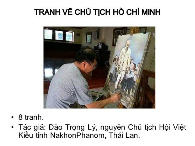 Cận cảnh những hiện vật quý về Bác Hồ tại Bảo tàng Hồ Chí Minh - 6