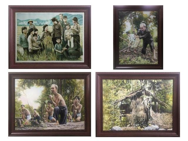 Cận cảnh những hiện vật quý về Bác Hồ tại Bảo tàng Hồ Chí Minh - 7